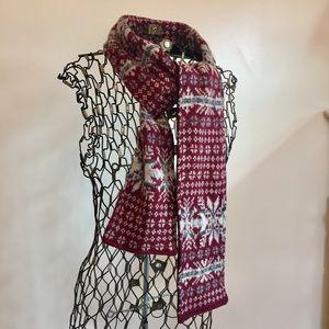 Woolrich winter scarf